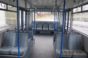 Interior of the Cobus 3000 built in 2005
